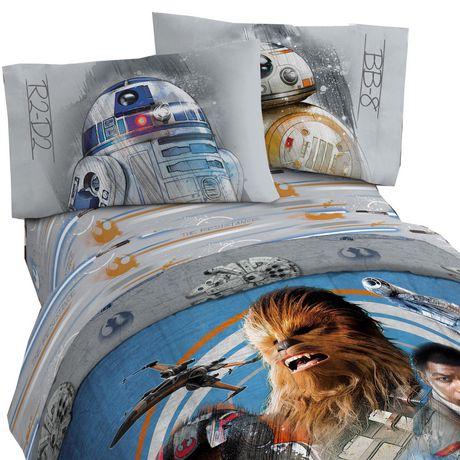 Star Wars 8 Full Sheet Set Walmart Canada