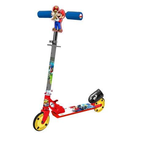 nintendo super mario lollipop folding scooter | walmart canada