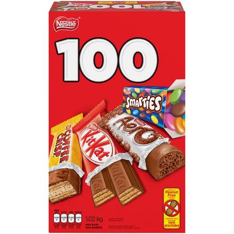 NESTLÉ® Mini Halloween Assorted Chocolate & Candy - image 1 of 5