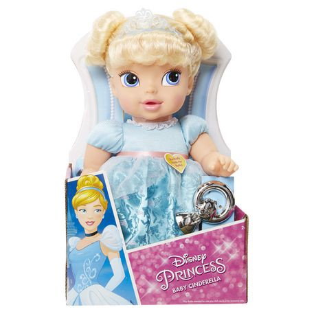Disney Princess My First Deluxe Cinderella Baby Doll