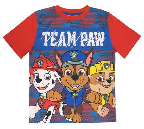 Paw Patrol Boys' Short Sleeve T-Shirt - image 1 of 1