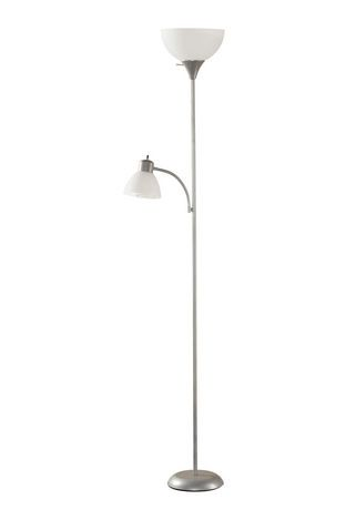 Floor Lamp With Reading Light Walmart Canada