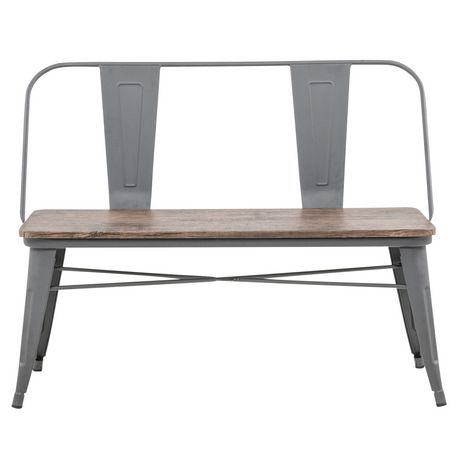 Industrial Double Bench - image 6 of 7