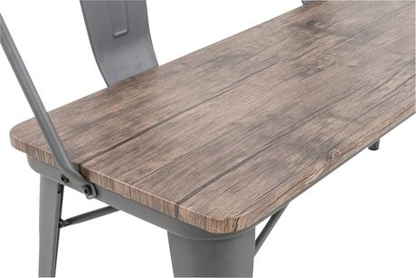Industrial Double Bench - image 7 of 7