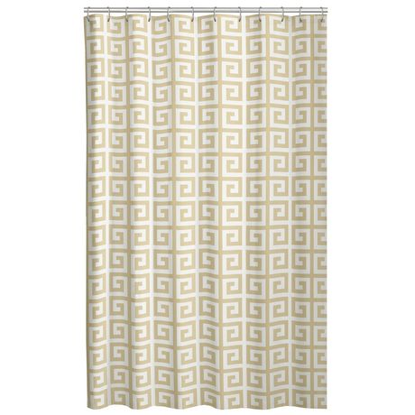 Nice Mainstays Fabric Shower Curtain