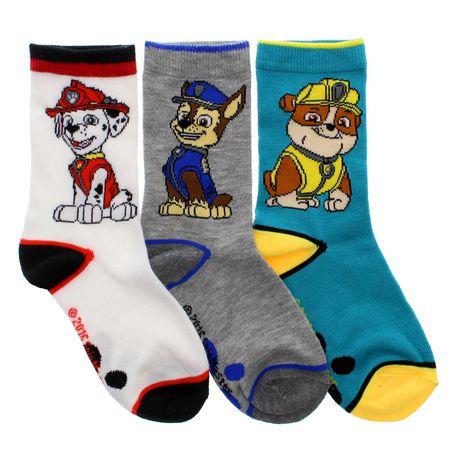 Paw Patrol Socks Pack of 4