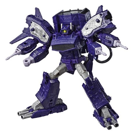 Transformers Generations War for Cybertron: Siege Leader Class Shockwave Action Figure - image 2 of 4