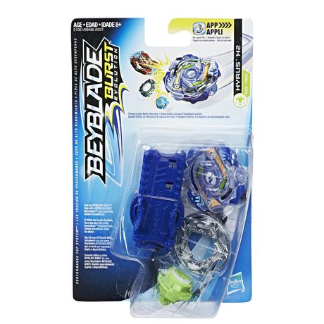 Beyblade Burst Evolution Hyrus H2 Starter Pack - image 1 of 2