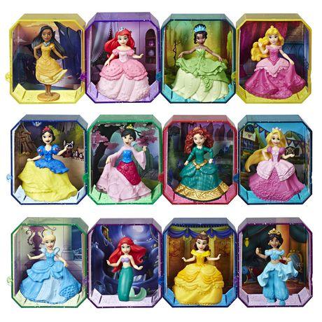 Disney Princess - Collection précieuse série 1 figurine surprise - image 2 de 9