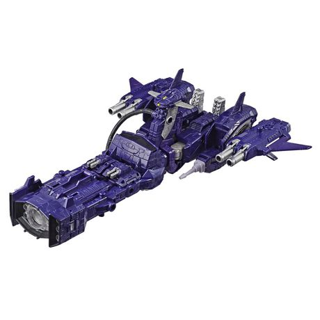 Transformers Generations War for Cybertron: Siege Leader Class Shockwave Action Figure - image 3 of 4