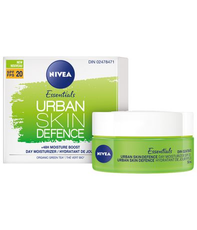 NIVEA Urban Skin Defence Day Moisturizer with SPF20 - image 1 of 3