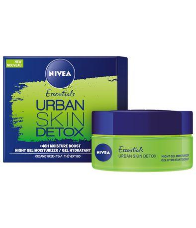 NIVEA Urban Skin Detox Night Gel Moisturizer - image 1 of 3
