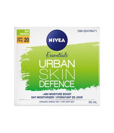 NIVEA Urban Skin Defence Day Moisturizer with SPF20 - image 2 of 3