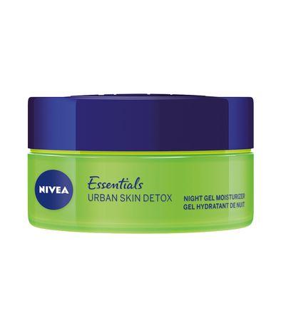 NIVEA Urban Skin Detox Night Gel Moisturizer - image 3 of 3