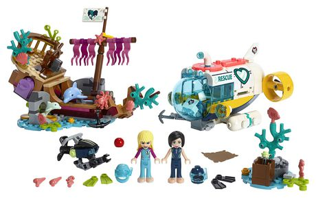 LEGO® Friends Dolphins Rescue Mission 41378 Building Set (363 Piece) - image 3 of 6