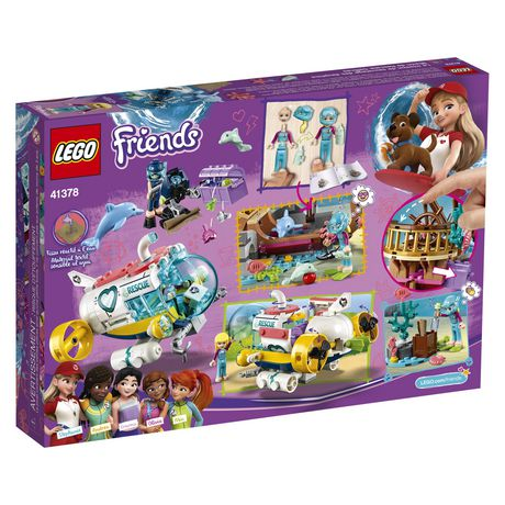 LEGO® Friends Dolphins Rescue Mission 41378 Building Set (363 Piece) - image 6 of 6