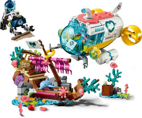 LEGO® Friends Dolphins Rescue Mission 41378 Building Set (363 Piece) - image 4 of 6