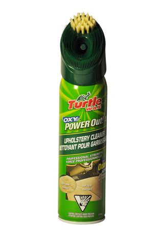 Turtle Wax Oxy Power Out Upholstery Cleaner Walmart Canada