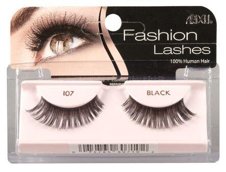 5c9c9f04421 Fashion Lashes # 107 noirs d'Ardell | Walmart Canada