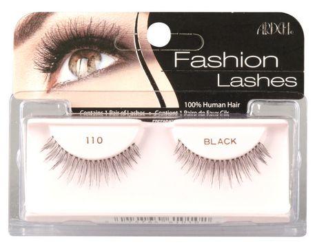 6f42489f445 Ardell® Fashion Lashes #110 Black - image 1 of 1 ...