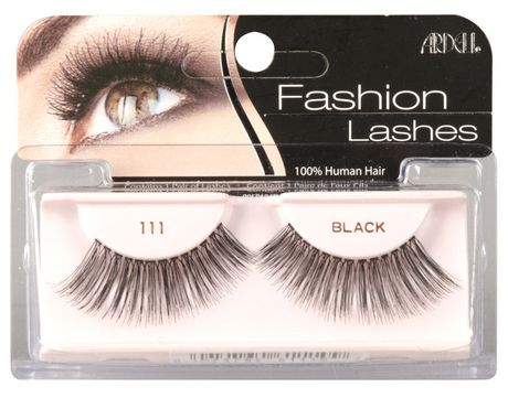 f61aa46d9ba Ardell® Fashion Lashes #111 Black - image 1 of 1 ...