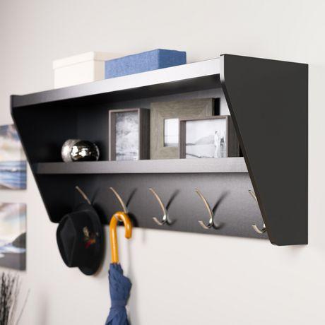 tag re d entr e avec portemanteau noir. Black Bedroom Furniture Sets. Home Design Ideas