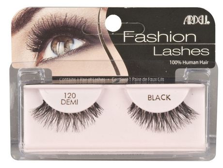 a9c2eb378d3 Ardell® Fashion Lashes #120 Demi Black - image 1 of 1 ...