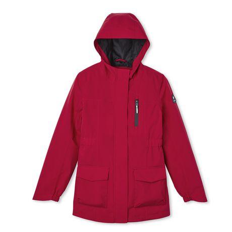 Canadiana Girls' Rain Jacket - image 1 of 2