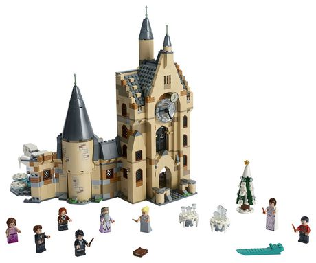 LEGO Harry Potter and the Goblet of Fire Hogwarts Clock Tower 75948 Toy Building Kit - image 3 of 6