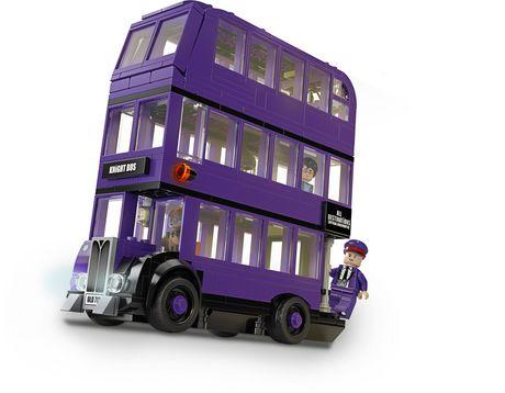 LEGO® Harry Potter™ and the Prisoner of Azkaban™ Knight Bus™ 75957 Building Kit (403 Piece) - image 4 of 6