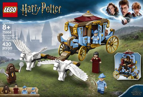 LEGO® Harry Potter™ and the Goblet of Fire™ Beauxbatons' Carriage: Arrival at Hogwarts™ 75958 Building Kit (430 Piece) - image 5 of 6
