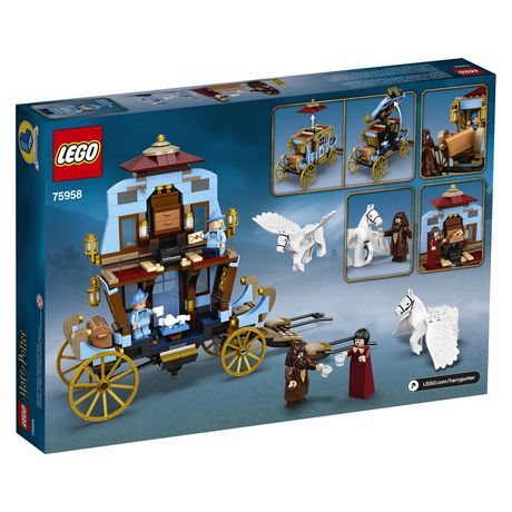 LEGO® Harry Potter™ and the Goblet of Fire™ Beauxbatons' Carriage: Arrival at Hogwarts™ 75958 Building Kit (430 Piece) - image 6 of 6