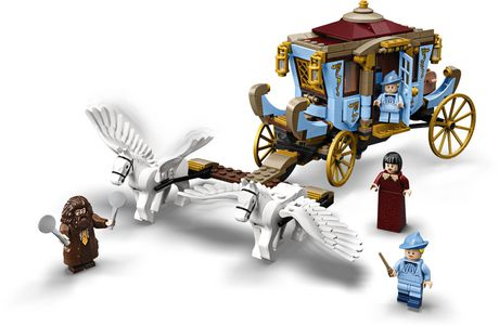 LEGO® Harry Potter™ and the Goblet of Fire™ Beauxbatons' Carriage: Arrival at Hogwarts™ 75958 Building Kit (430 Piece) - image 4 of 6