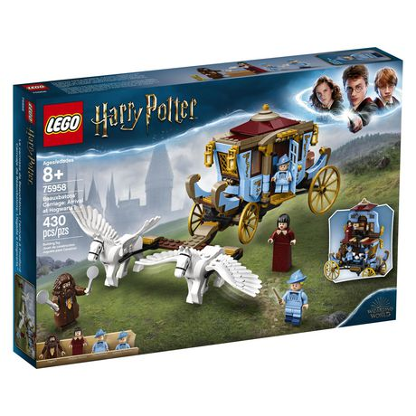 LEGO® Harry Potter™ and the Goblet of Fire™ Beauxbatons' Carriage: Arrival at Hogwarts™ 75958 Building Kit (430 Piece) - image 2 of 6