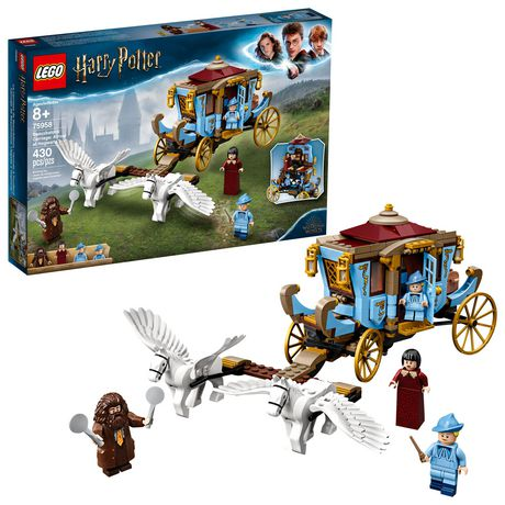 LEGO® Harry Potter™ and the Goblet of Fire™ Beauxbatons' Carriage: Arrival at Hogwarts™ 75958 Building Kit (430 Piece) - image 1 of 6