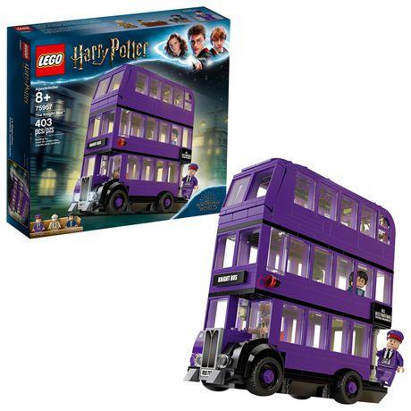 LEGO® Harry Potter™ and the Prisoner of Azkaban™ Knight Bus™ 75957 Building Kit (403 Piece) - image 1 of 6