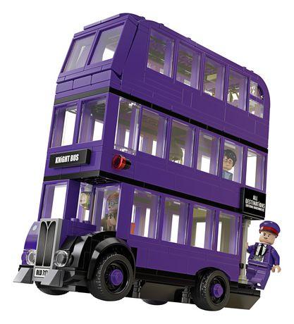 LEGO® Harry Potter™ and the Prisoner of Azkaban™ Knight Bus™ 75957 Building Kit (403 Piece) - image 3 of 6