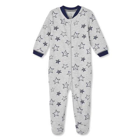 6a9696b44 George Baby Boys  Zip-Up Sleeper