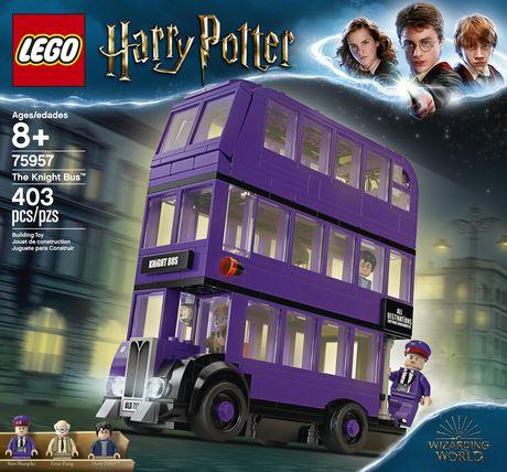 LEGO® Harry Potter™ and the Prisoner of Azkaban™ Knight Bus™ 75957 Building Kit (403 Piece) - image 5 of 6