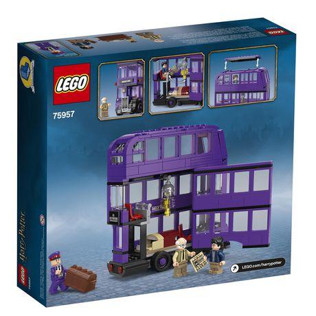 LEGO® Harry Potter™ and the Prisoner of Azkaban™ Knight Bus™ 75957 Building Kit (403 Piece) - image 6 of 6