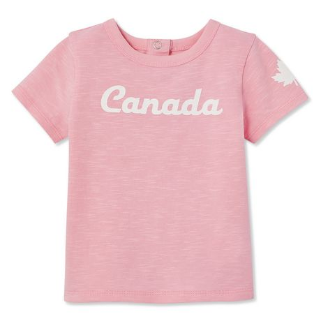 Canadiana Baby Tee - image 1 of 2