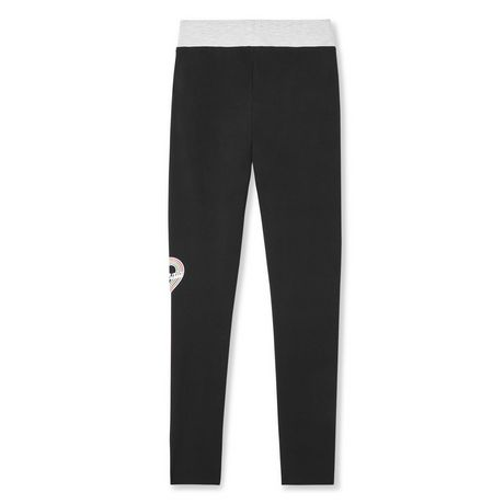 George Girls' Athleisure Legging - image 2 of 2
