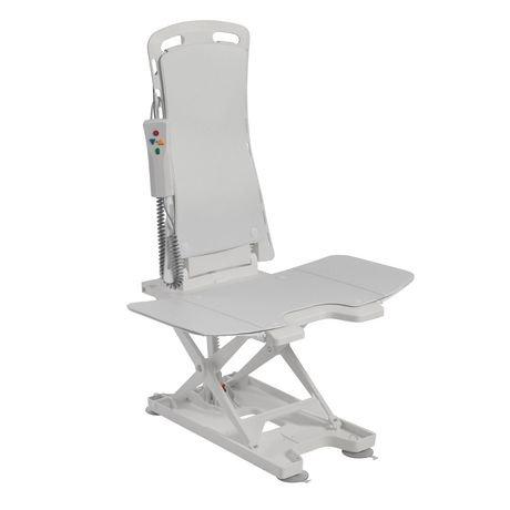 drive medical bellavita auto white bath tub chair seat lift