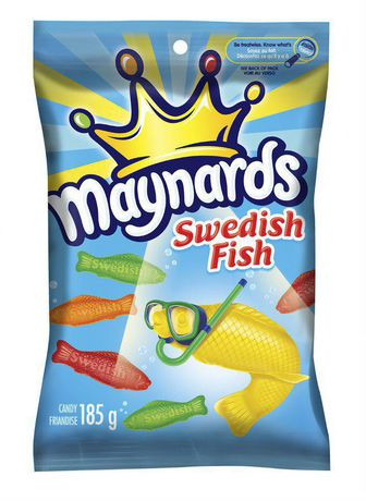 maynards assorted swedish fish candy walmart canada