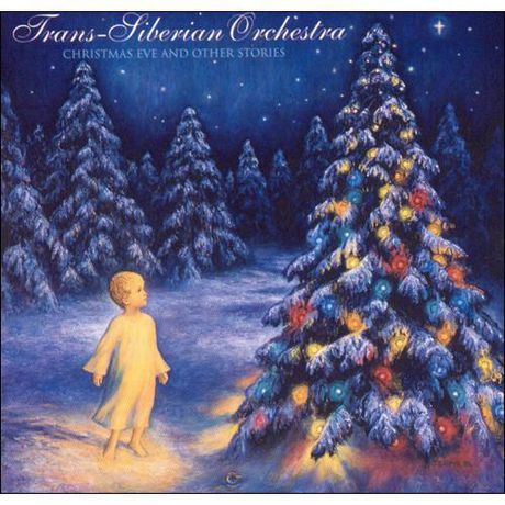 Trans-Siberian Orchestra - Christmas Eve And Other Stories ...