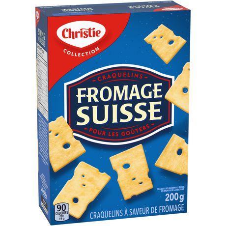 Swiss Cheese Crackers - image 2 of 2