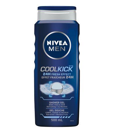 NIVEA MEN Cool Kick 24H Fresh Effect Shower Gel - image 1 of 1
