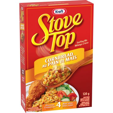 stove top stuffing nutrition label. stove top stuffing mix cornbread nutrition label