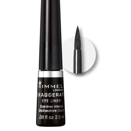 3b1366571c4 Rimmel London Exaggerate Felt Tip Eyeliner - image 1 of 4 ...