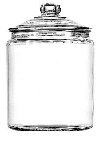 Anchor Hocking 1 Gallon Heritage Hill Jar - image 1 of 1